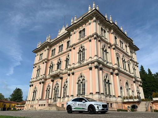 Jaguar I-Pace EV kWh 400cv Auto AWD SE