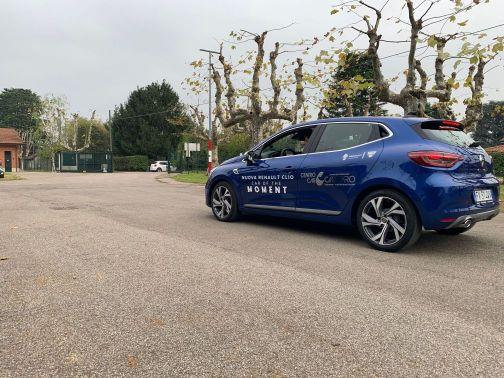 Renault-Clio-Claudia-Mazzetti-Car-Cazzaro-Road-Experience