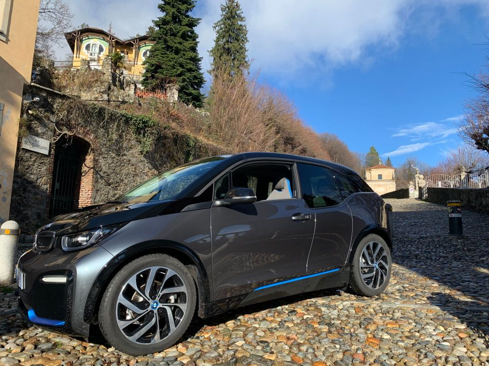 Bmw i3s Advantage