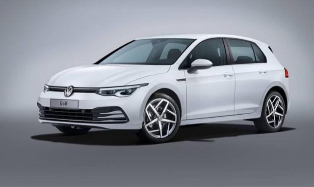 Volkswagen Golf 8: da marzo in italia