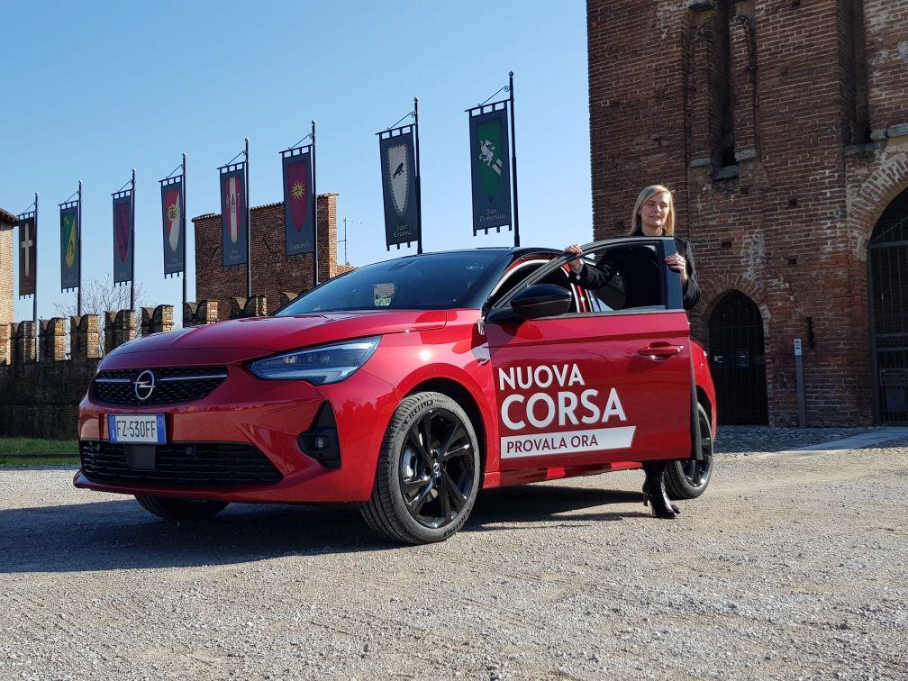Road-Experience-Opel-Corsa-Castello-Di-Legnano-Silvia-Paganini