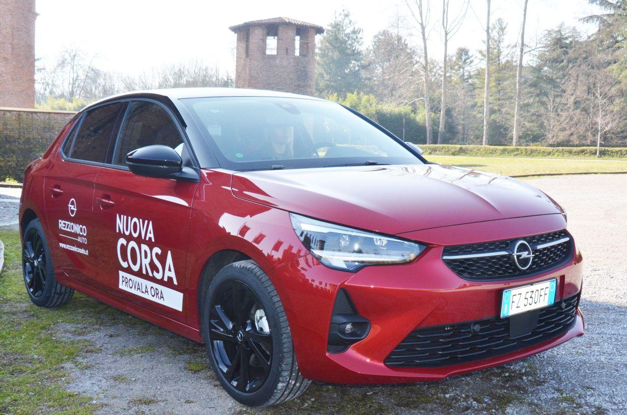 Road-Experience-Opel-Corsa-Castello-Di-Legnano