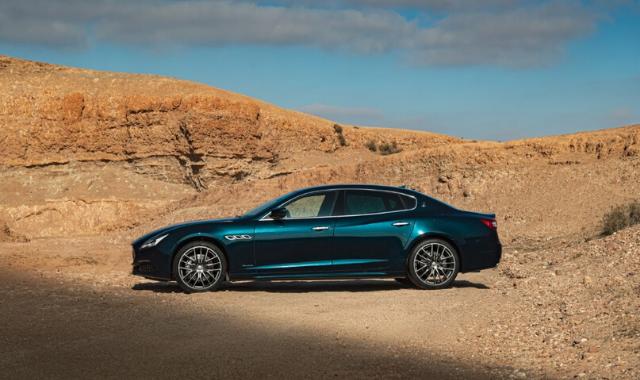 Maserati Serie Royale: solo 100 esemplari