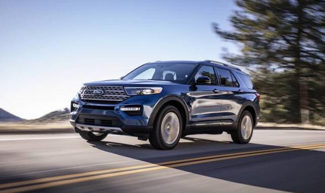 SUV 2020: Ford Explorer e Ford Puma