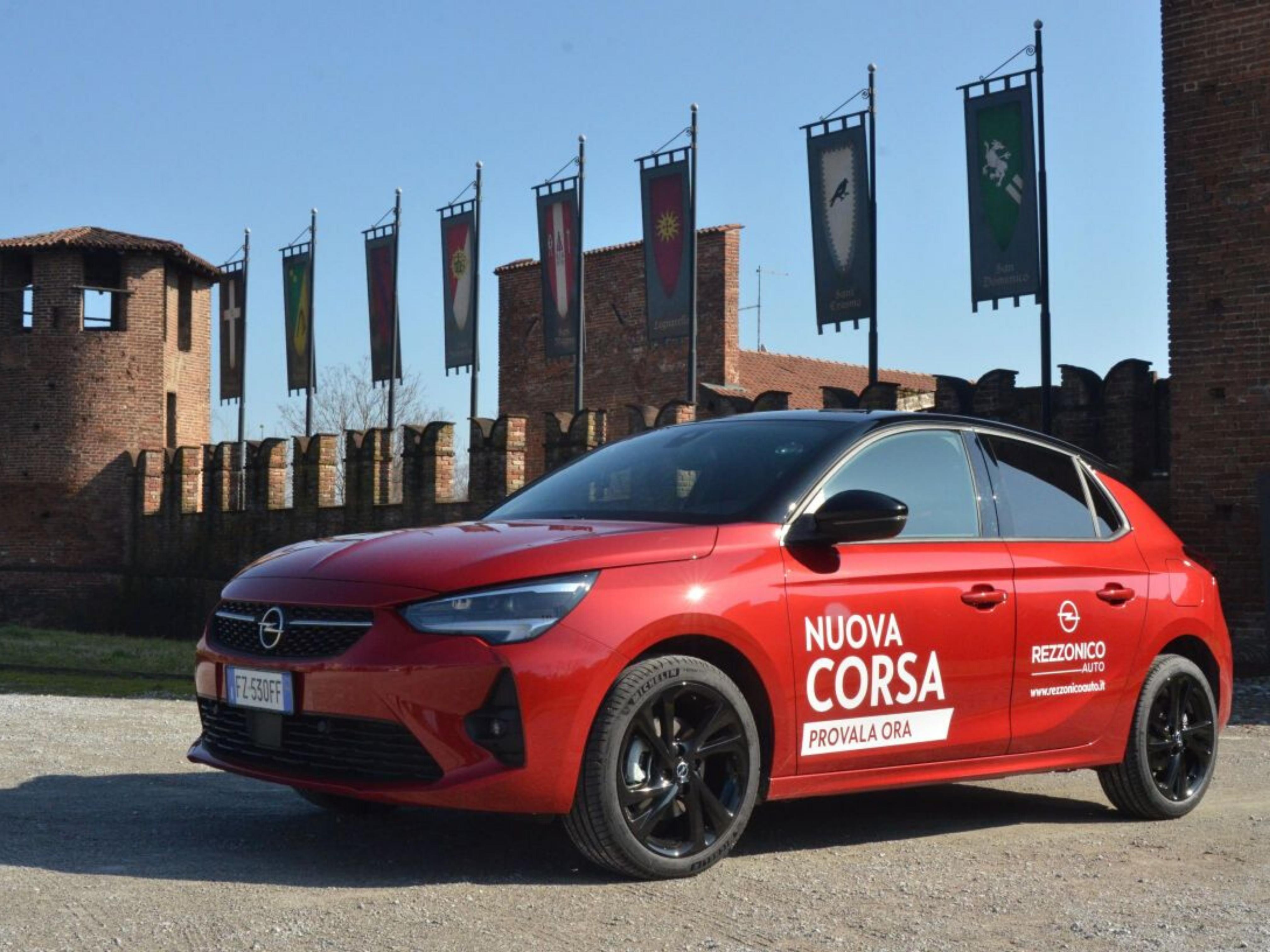Opel Corsa GS line 1.2 100Cv