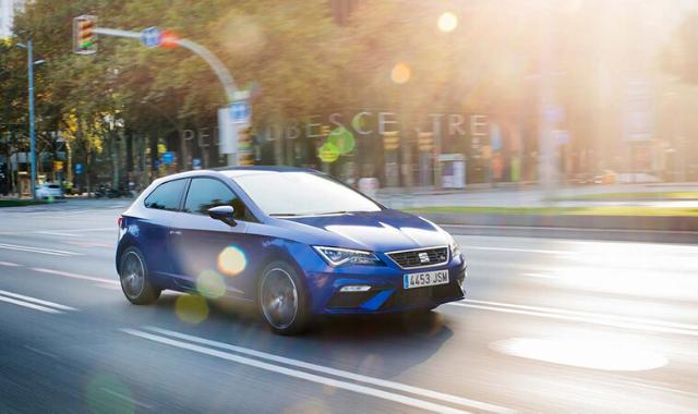 Nuova Seat Leon: influenza Volkswagen