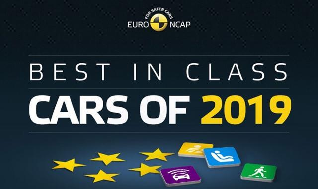 Euro NCAP, 50 modelli testati nel 2019