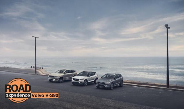 Volvo V90 e S90 si rinnovano