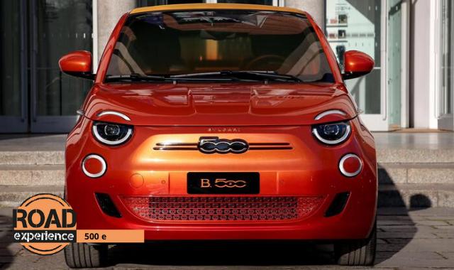 Nuova Fiat 500, prima full electric Fca