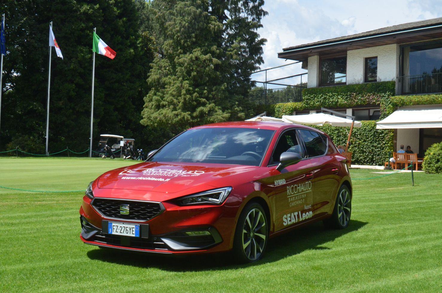 Seat Nuova Leon 1.5 eTSI 150 CV Ricchi Auto Caronno Pertusella