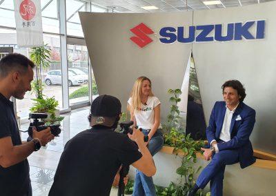 Millcar Suzuki Road Experience Chiara De Giorgio