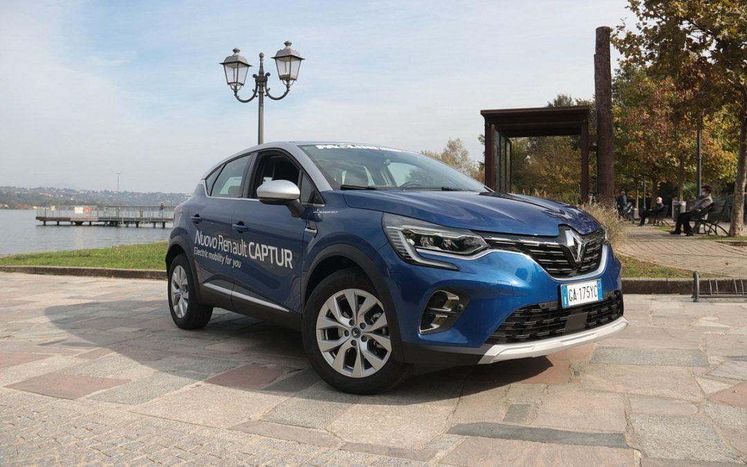 Renault Captur 1.6 Plug-in E-Tech Pagllini