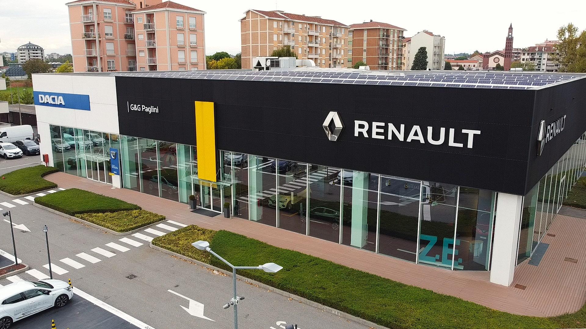 Concessionario G&G Pagllini Renault Dacia