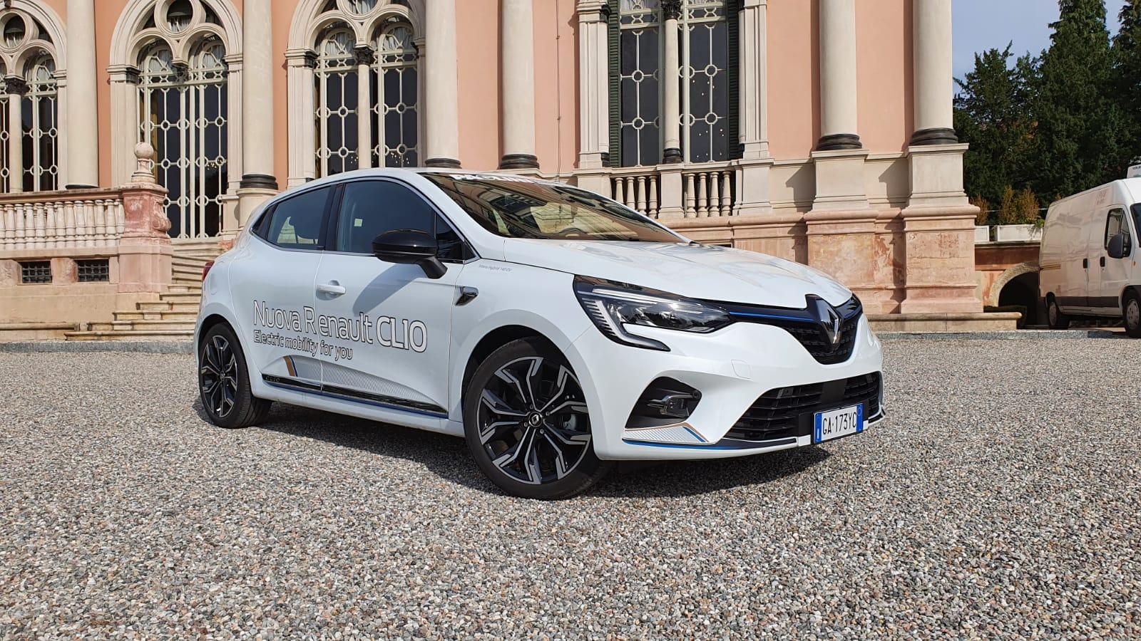 Renault Clio E Tech 1.6 Full Hybrid Paglini