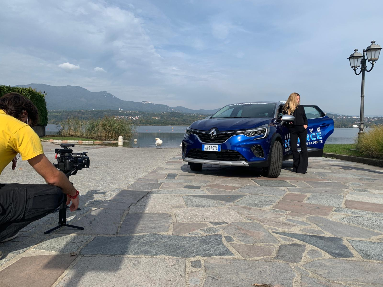Renault Captur 1.6 Plug-in E Tech Pagllini