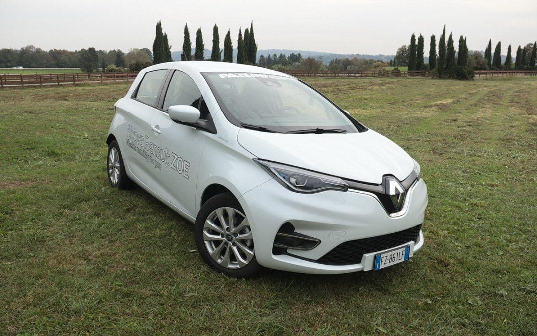 Renault Zoe Paglini