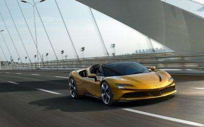 Ferrari SF90 Spider: la cabrio che a Maranello mancava!