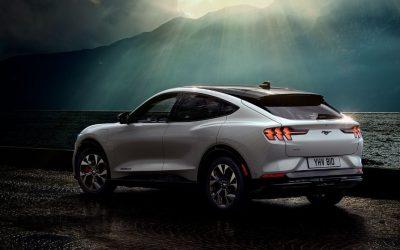 Mustang Mach-E, ecco il Suv ecologico