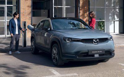 MX-30, la Mazda elettrica per tutti i giorni