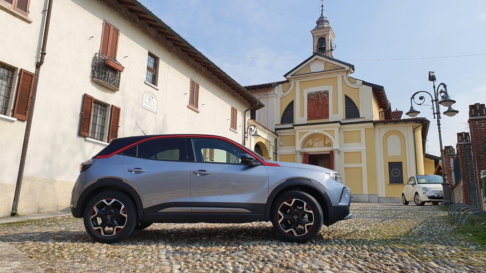Opel Mokka Rezzonico