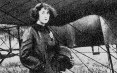 Rosina Ferrario, donna pilota