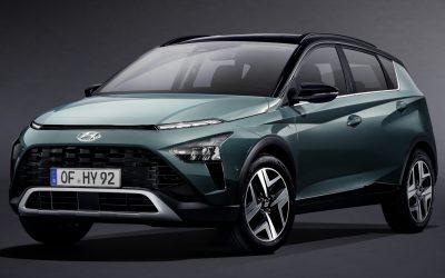 Hyundai Bayon, il suv urbano supertecnologico