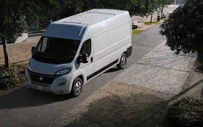 Fiat presenta il nuovo E-Ducato