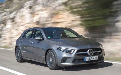 Mercedes Classe A, linee filanti contenuti tecnologici