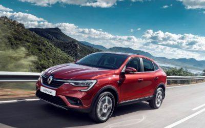 Renault Arkana, l'ibrido Suv coupè da viaggio