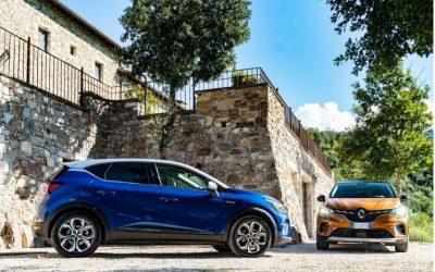 Renault Captur capofila della mobilità sostenibile