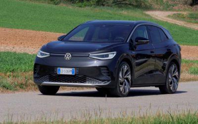 Volkswagen ID.4: la variante sportiva